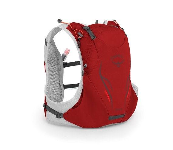 Cold weather running vest backpack for men