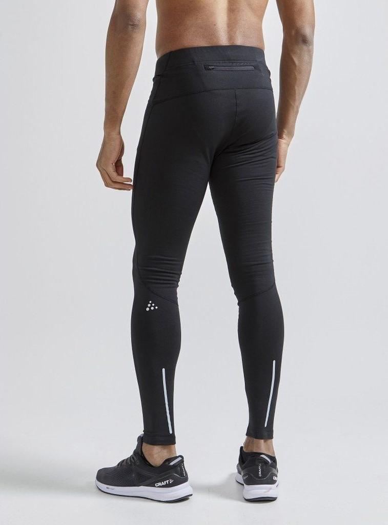 Thermal running leggings for men